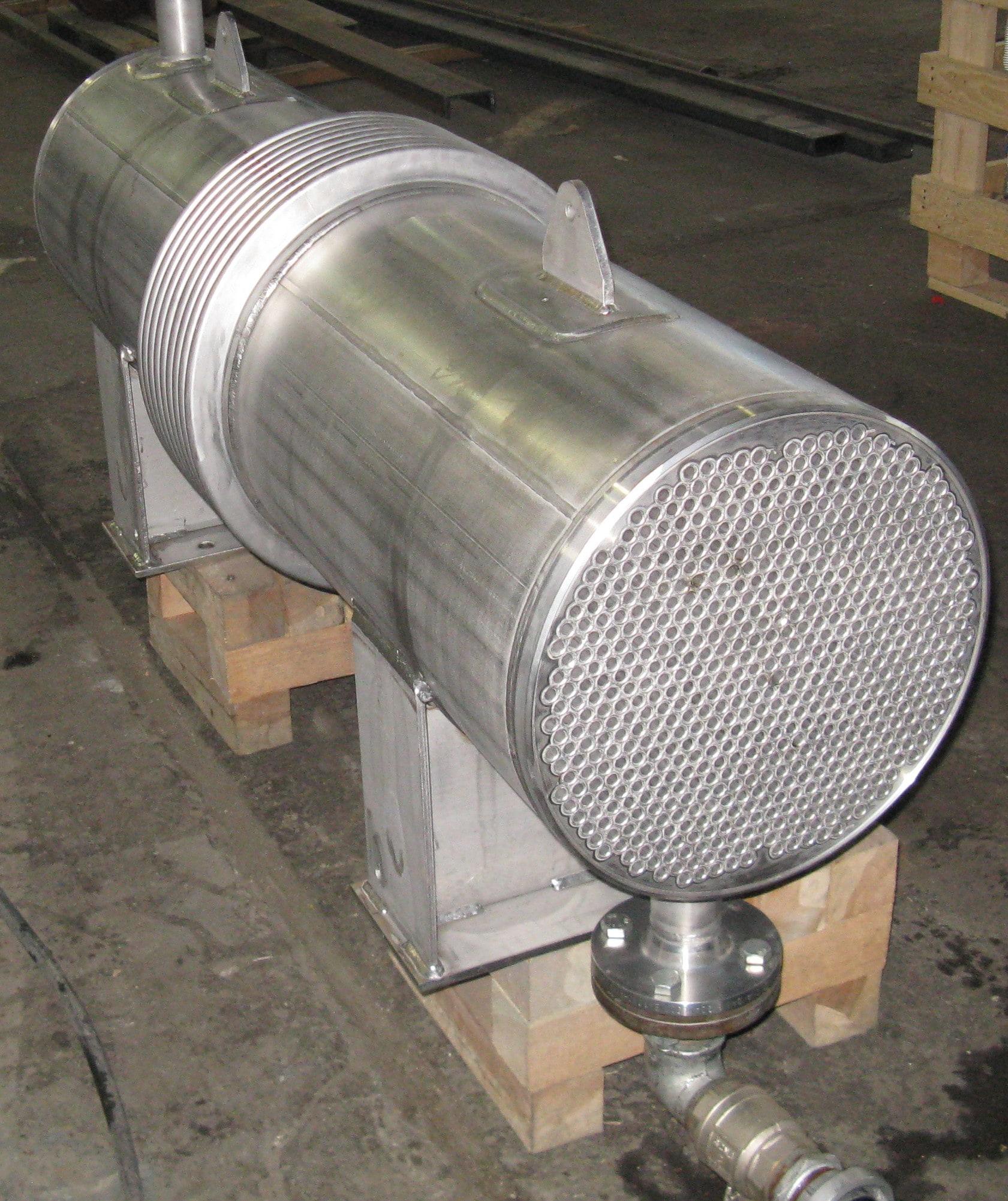 projektowanie zbiorników ciśnieniowych EN 13445