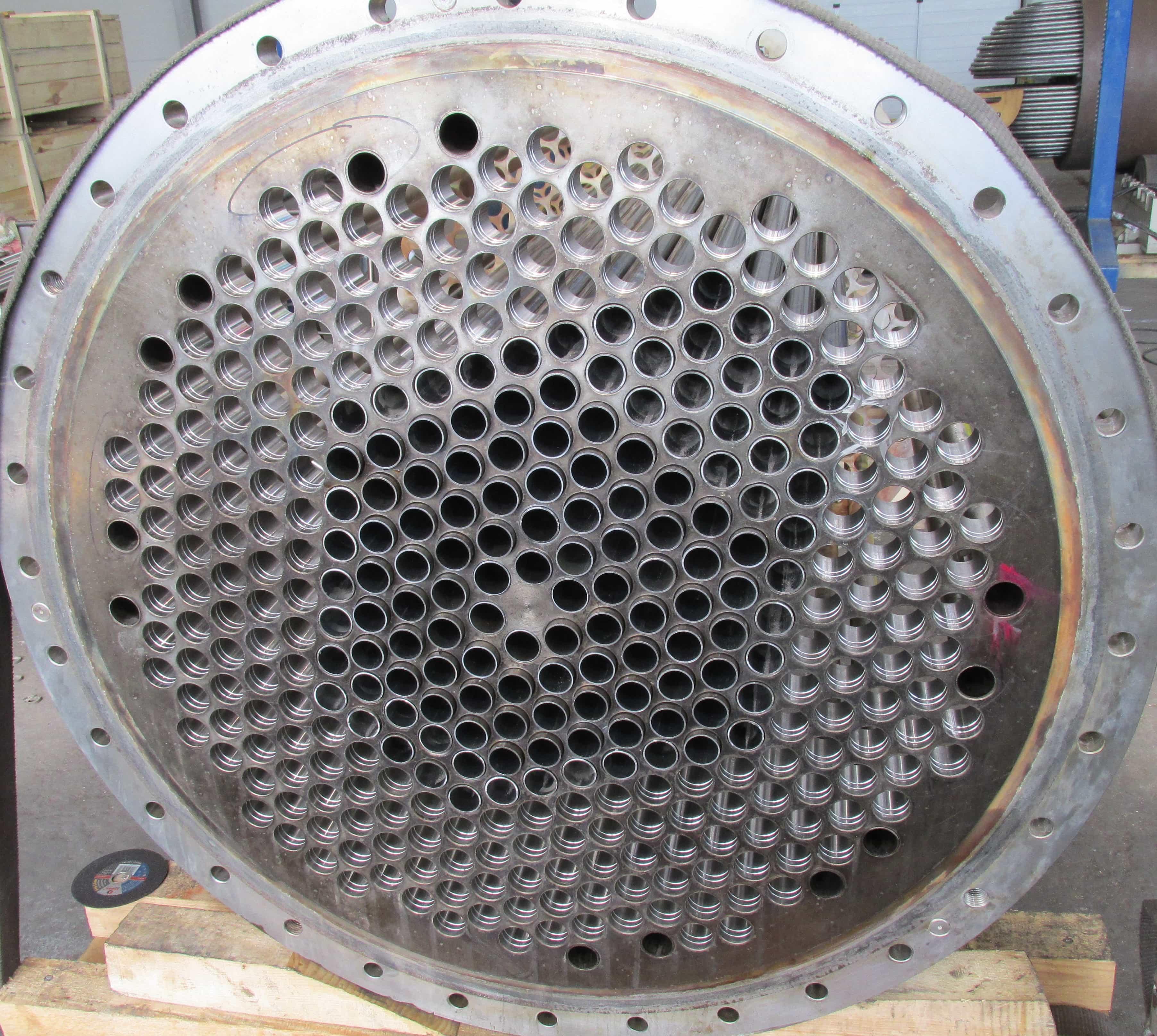 Projektowanie urządzeń ciśnieniowych EN 13445
